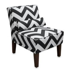 Skyline Furniture Armless Chair - BedBathandBeyond.com