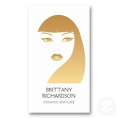 Customizable Business Card for Makeup Artist