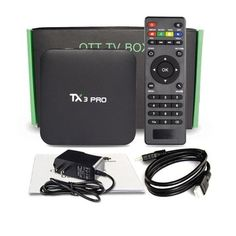 The TX3 Pro Flash Memory, Card Reader, Quad, Wifi, Tv, Phone, Connection, Android, Internet
