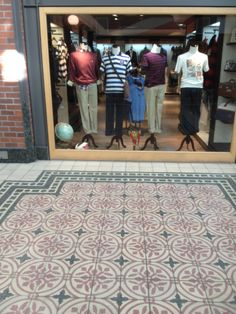 Hand Made Patterned Terrazzo Tiles By Union In Johannesburg South Africa
