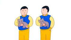 安西水丸さんのイラストによる村上春樹 Japanese Illustration, Illustration Art, Haruki Murakami Books, Early Fall, Box Design, Cute Art, Art Lessons, Art Inspo, Cat Lovers