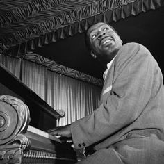 "Erroll Garner (ca.1923  1977) was a jazz pianist and composer from #Pittsburgh. Garner was a gifted self-taught prodigy playing by feel and by ear throughout his entire childhood and prodigious career. His distinct swing style has been described as ""brilliant"" and ""unlike any[thing] else"" and his best known jazz composition ""Misty"" was so iconic it featured in the title of the 1971 film ""Play Misty for Me"". The Erroll Garner Archives featuring Garner's papers artifacts and descriptions of…"
