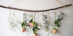 Suspension florale : une idée pour sublimer ses fleurs autrement