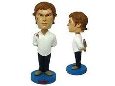 Amazon.com: Dexter Bobble Head - Collectible Dexter Figure: Toys & Games