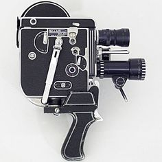 Our main 16mm camera - what a beauty!    www.firstkissfilms.com