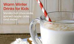 winter drinks for kids.