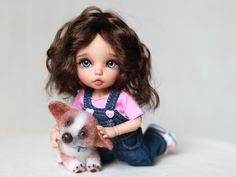 Моя любимая растрёпка Алиса / Fairyland, ФэйриЛэнд / Бэйбики. Куклы фото. Одежда для кукол