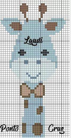 Cross Stitch Bird, Cross Stitch Animals, Cross Stitch Charts, Cross Stitch Designs, Cross Stitching, Cross Stitch Patterns, Pixel Crochet, C2c Crochet, Crochet Bear