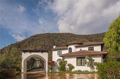 Spanish Style - Explore Lauren Conrad's Gorgeous Pacific Palisades Home - Photos
