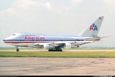 American Airlines N601AA Boeing 747SP-31 aircraft picture