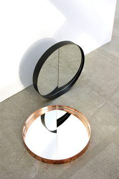 Optimism/Void led, glass, glass / fluorescent light, brass, mirrors Light installation for Helsinki based Gallery Saariaho Järvenpää. www.saariahojarvenpaa.fi – Vino Collection of angled mirrors in...
