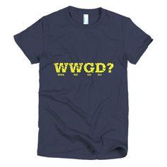 WWGD - Short sleeve women's t-shirt - Properttees