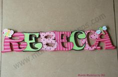 Rebecca Bella Name, Name Letters, Pintura Country, Foam Crafts, Doodle Drawings, Doodles, Lettering, Monograms, Alphabet