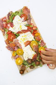 EFP_2399 Vegetable Pizza, Vegetables, Food, Meal, Essen, Vegetable Recipes, Hoods, Meals, Vegetarian Pizza