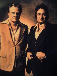 Johnny Cash & Billy Graham