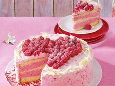 Himbeer-Torte - http://bildderfrau.de