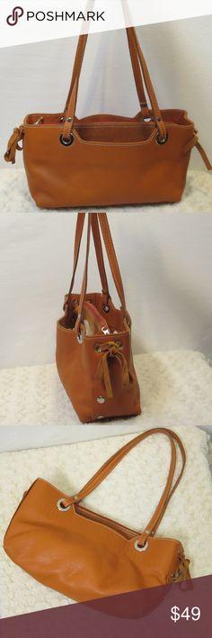 a3d0258c98 J. Jill Leather Side Tie Handbag This is a very unique purse!