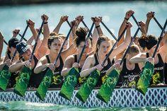 Avonside dragon boat team