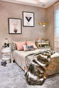 Home Decoration - Tolle Beautiful Bedroom Designs, Beautiful Bedrooms, Interior Design Magazine, Diy Bedroom Decor, Home Decor, Bedroom Ideas, Bedroom Inspiration, Design Bedroom, New Room