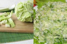 2 salate cu carne, pregătite într-un timp record - un aperitiv perfect dacă v-ați pomenit cu oaspeții în prag! - Bucatarul Lettuce, Kfc, Guacamole, Cabbage, Vegetables, Ethnic Recipes, Cole Slaw, Food, Recipes