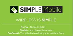 SIMPLE MOBILE at HookUpCellular  480-331-8598