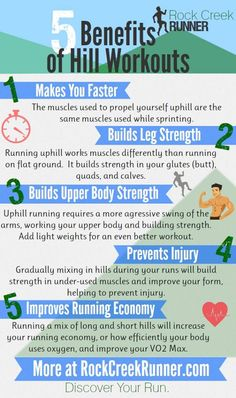 5 benefits of hill workouts