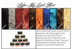 younique products | Younique Products Mineral Makeup what looks with your eye color