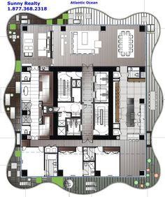EXECUTIVE OFFICE SocketSite s Unofficial Penthouse Plan