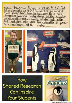 6 Tips for Inspiring your Students with Shared Research - this post tells you exactly how to do group research successfully. LOVE it!