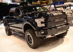 Shelby Truck F150 Ford Mustang