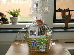 My high school students helped make easter baskets for residents my high school students and i made gift baskets for 10 nursing home residents it negle Gallery
