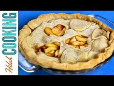 Apple Pie From Scratch |  Hilah Cooking
