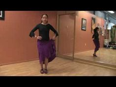 Dancing the Flamenco : Flamenco Dancing: Dance Step Combinations - YouTube