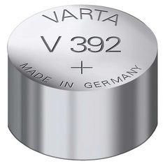 V392 Watch Battery, 1.55v 38 mAh $0.74