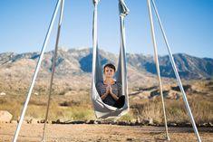 fun girls getaways, woman peacefully meditating in a silk hammock at Miraval Resort in Tucson, Arizona Arizona Spa, Arizona Resorts, Resort Spa, Nashville Attractions, Restoration, South Beach Hotels, Meditation, Travel Necessities, Girls Getaway