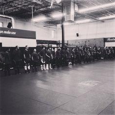 Muay Thai evening class is huge. The Academy. Brooklyn Center, Minnesota. Muay Thai, BJJ, Kali, Mixed Martial Arts, Judo, JKD, Self Defence www.theacademymn.com/ @mmaacombatzone #theacademymn #teamAcademy #theacademy #martialarts #martialartsgyms