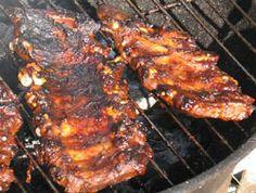 Ribben roken of grillen | Mijn BBQ & Rookoven