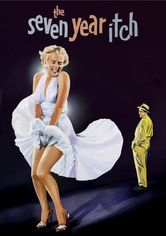 'The Seven Year Itch' - 1954