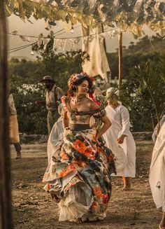 Leonor cumpre promessa por casamento com Afrânio