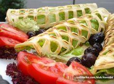 palachinki so belo meso Good Food, Yummy Food, Crepe Cake, Asian Recipes, Ethnic Recipes, Mille Crepe, Food Decoration, Kefir, Crepes