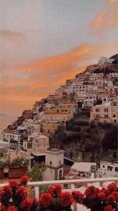 amalfi coast, italy 🌺 Beautiful Places To Travel, Romantic Travel, Applis Photo, Beautiful Nature Scenes, Sorrento Italy, Naples Italy, Sicily Italy, Venice Italy, Amalfi Italy