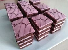 Hungarian Recipes, Aesthetic Food, Wedding Desserts, How Sweet Eats, Cake Decorating, Food And Drink, Cooking Recipes, Sweets, Snacks