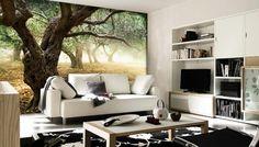 Un tocco di natura nel tuo salone...tante idee creative!