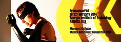 Blind, la performance sinestetica di Francesca Fini - 19/22 Febbraio 2014 al Georgia Institute of Technology, Atlanta, Usa.  http://www.artapartofculture.net/2014/02/19/francesca-fini-1922-february-2014-georgia-institute-of-technology-atlanta-usa/