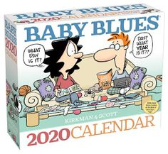 [Free eBook] Baby Blues 2020 Day-to-Day Calendar, Author : Jerry Scott and Rick Kirkman Free Pdf Books, Free Ebooks, Funny Calendars, Baby Blues Comic, Stefan Zweig, Got Books, Book Photography, Book Collection, Free Reading