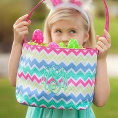 Zaggie Maggie Easter Basket