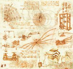 leonardo da vinci inventions | Labels: Art , Physics