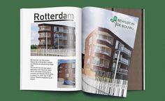 Bij fase één van het project Biezenrijk te Rotterdam hebben we Resysta gevelbekleding toegepast. Het betreft hier de open gevelbekleding met massieve latten 70x12. De achterconstructie is voorzien van Resysta 25x16 latjes. In totaal is er meer dan 10.000 meters Resysta toegepast bij dit project.