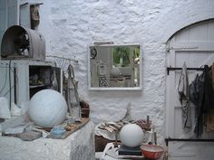 Barbara Hepworth Studio St Ives