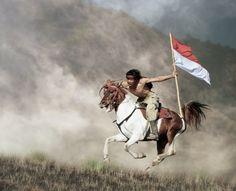 Horse Rider Battlecry by Martha Suherman